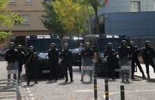 Interior retira el dispositiu policial de l'1-O a Catalunya després de tres mesos
