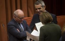 El Parlament aprova recórrer al Constitucional contra l'article 155