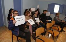 El alcalde de Gimenells se niega a dimitir y los ediles preparan su cese