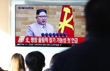 "Kim Jong-un dice tener ""un botón nuclear en su mesa"""