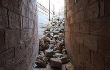 Montgai denuncia destrozos en el espacio de la Guerra Civil abierto al público desde 2010