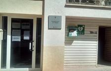 L'Albagés denuncia el cierre de su consultorio médico