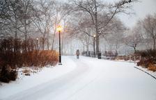 Emergència a Nova York pel fred i tres morts a França per un temporal