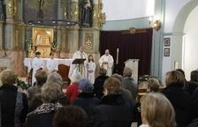 La Granja recupera su iglesia y otros 3 templos de Ponent esperan obras