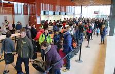 Neilson renova l'acord amb l'Aeroport d'Alguaire per seguir portant esquiadors britànics al Pirineu
