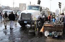 Un atemptat a Bagdad deixa almenys 36 morts i 91 ferits