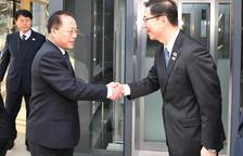 Las dos Coreas desfilarán unidas en los JJOO de invierno
