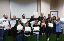 Termina el curso para que los extranjeros aprendan catalán