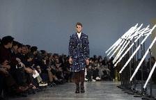 John Galliano s'estrena a la passarel·la home de París amb Maison Margiela