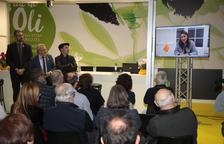 La UdL tendrá una especialidad sobre el aceite y pacta con Les Borges formar a empresarios