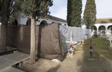 Agramunt amplía el cementerio para renovar una galería con problemas
