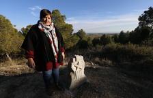 Un juez exige retirar un monolito en Castelló por 'enaltecer el terrorismo'