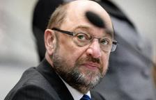Merkel y Schulz negocian ya la gran coalición alemana