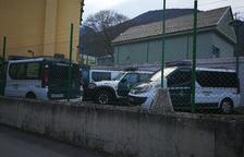 La Guàrdia Civil desembarca a Aran per si torna Puigdemont