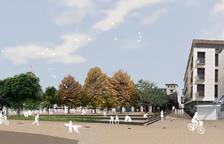 Las tres plazas del centro que serán peatonales, en obras a partir de abril