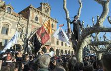 """Puigdemont: """"No hay ningún otro candidato posible ni otra mayoría"""""""