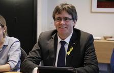 Puigdemont apuesta por compatibilizar un Govern 'legítimo' en el exilio y otro 'efectivo'