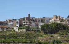 L'Albagés tira un edificio para frenar la humedad en los cimientos de la iglesia