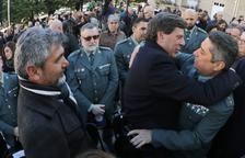Detingut el pare de Diana Quer per intentar atropellar la seua exdona