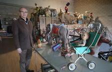 Artesa de Lleida tindrà un museu de joguets amb peces d'El Baratillo