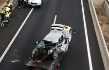 Ultiman el atestado del accidente en el que murieron dos leridanas