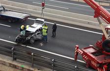 El conductor del coche del siniestro en el que murieron 2 jóvenes leridanas no tenía carnet