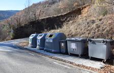 Denuncien que han de fer 4 km per llançar les escombraries