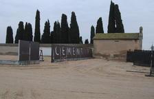 El cementiri del Palau tindrà cent nínxols nous i pàrquing