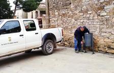 Torrefeta renova el mobiliari urbà als seus quinze agregats