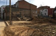 Saidí renova un carrer i obre un altre accés al barri històric
