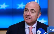 De Guindos, vicepresidente del BCE tras retirarse el candidato irlandés