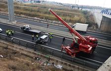 Acusan de doble homicidio al chófer del accidente mortal de Tarragona