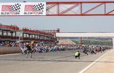 Archivan la muerte de un piloto en el Circuit d'Alcarràs