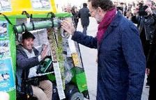 Rajoy demana de tornar a la normalitat amb un candidat aliè a assumptes judicials