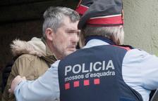 """El presunto asesino de Susqueda: """"Soy inocente, no he hecho nada"""""""