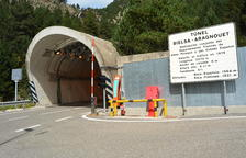 Dos morts per una allau a prop del túnel de Bielsa