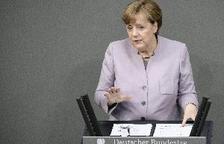 Las bases socialdemócratas avalan un nuevo gobierno de Merkel en Alemania