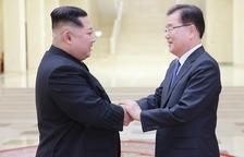 Corea del Nord, disposada a renunciar al seu pla nuclear