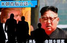 Donald Trump accepta reunir-se amb el líder de Corea del Nord al maig
