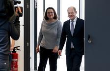 El SPD anuncia sus 6 ministros en el Ejecutivo alemán