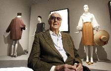 Mor als 91 anys el llegendari modista francès Hubert de Givenchy
