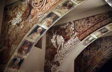 Sigena confia que la jutgessa reactivi la devolució de les pintures murals