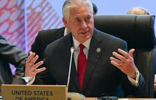 Trump cessa el secretari d'Estat per discrepàncies