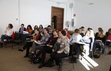 En la jornada van participar una trentena de dones vinculades al sector agrari.