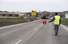 Nuevo retraso de tres meses en la vía entre Tàrrega y Guissona