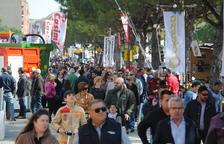 La Fira de Sant Josep estudia mantenir la fira després de la prohibició d'aglomeracions de més de 1.000 persones