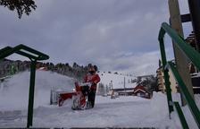 Més neu per acabar la temporada a les estacions
