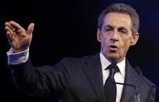 Sarkozy, arrestat i interrogat pel finançament libi de la seua campanya