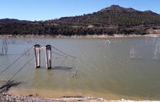 El Gobierno aplaza al menos diez años más la presa de cola del pantano de Rialb