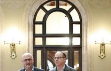 El jutge cita Jordi Turull i cinc imputats més demà i poden acabar entrant a la presó